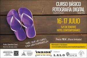 Curso de fotografía digital en Tenerife