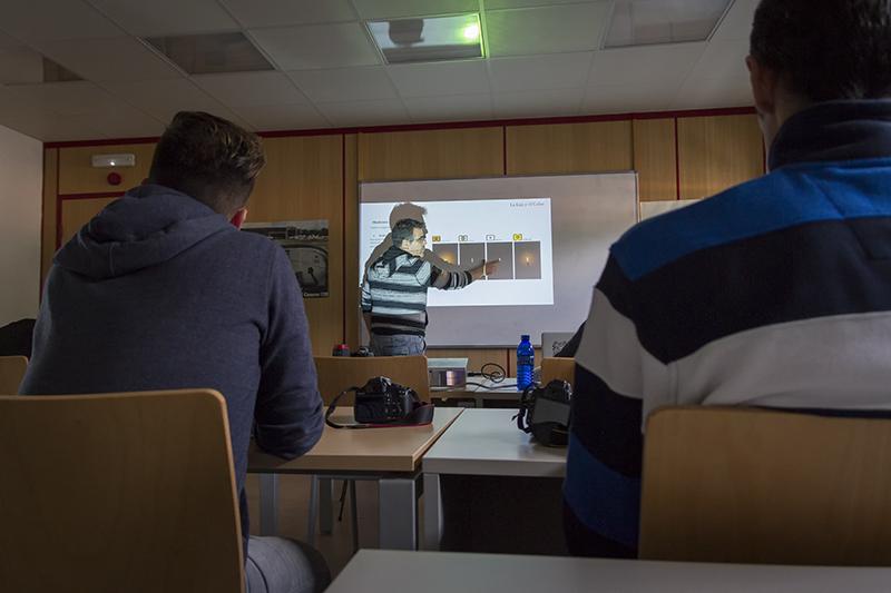 II Curso Básico de Fotografía Digital 3