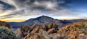 Panorámica del Teide desde Pico Guajara - Vicente R. Bosch
