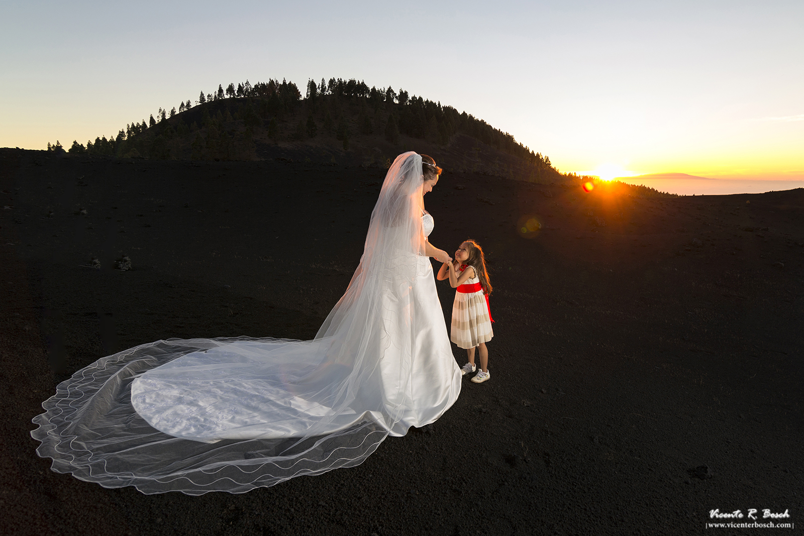 Postboda en Tenerife - Vicente R. Bosch - Fotógrafo boda Tenerife