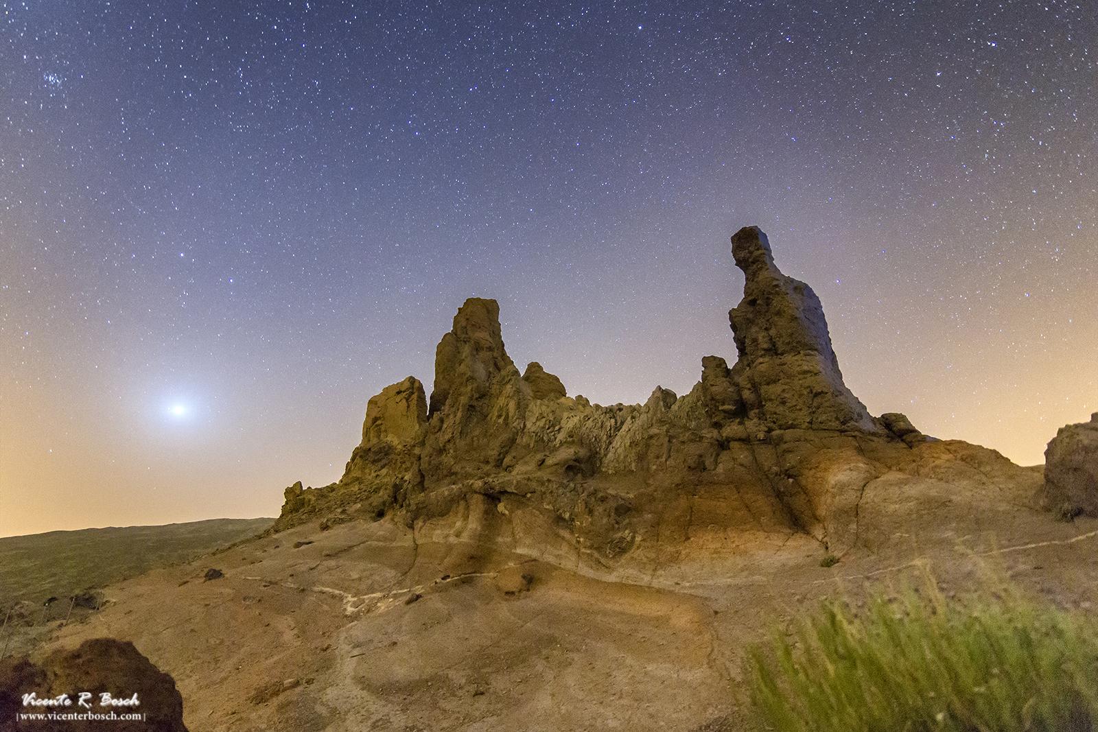 Roques de García - Parque nacional del Teide