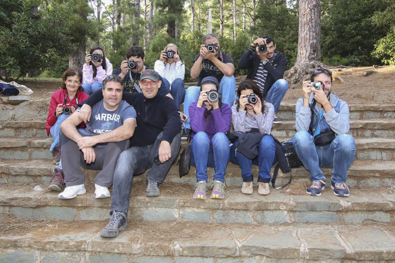 Curso fotografía Tenerife