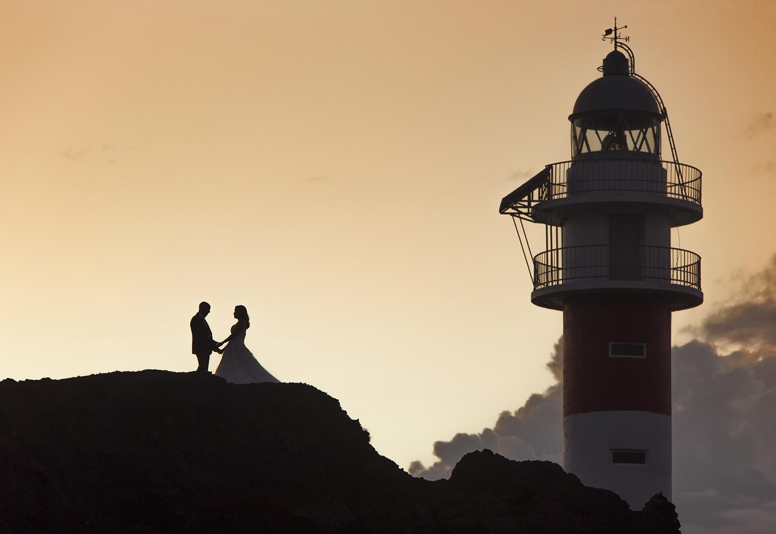 Tu y yo en Punta de Teno