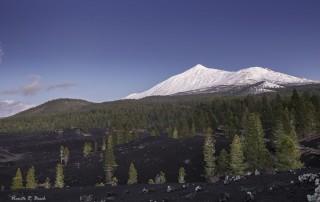 El Teide desde Arenas Negras