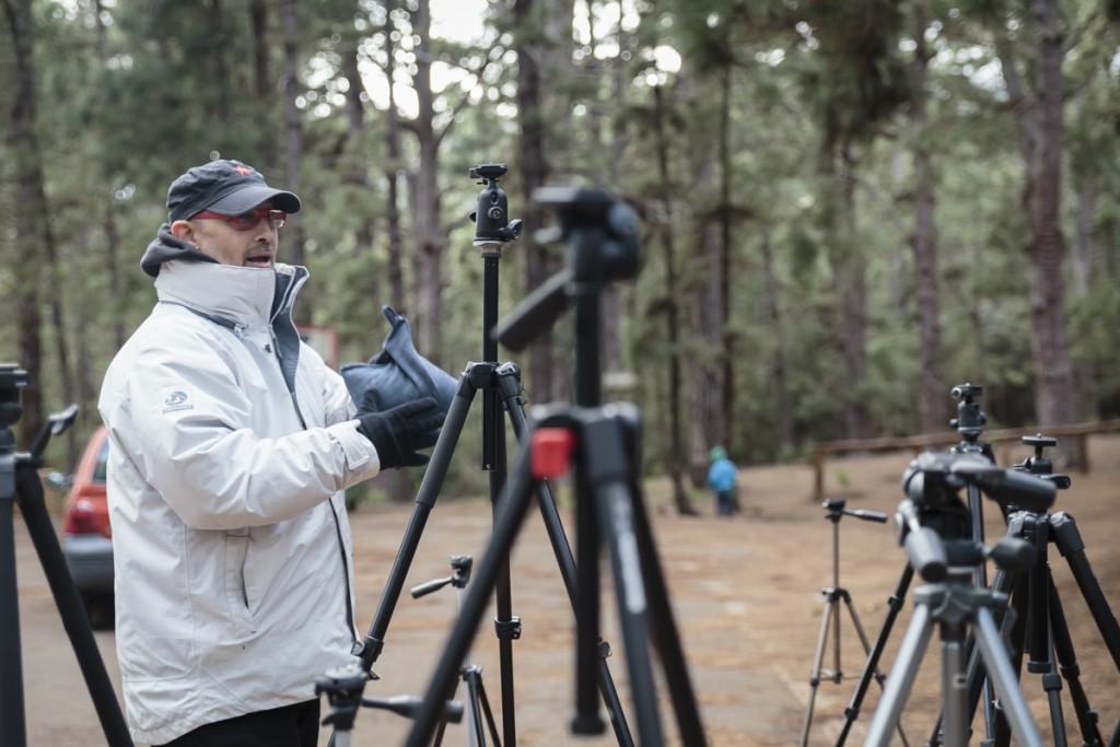 Curso de fotografía en Tenerife - Marzo 2016