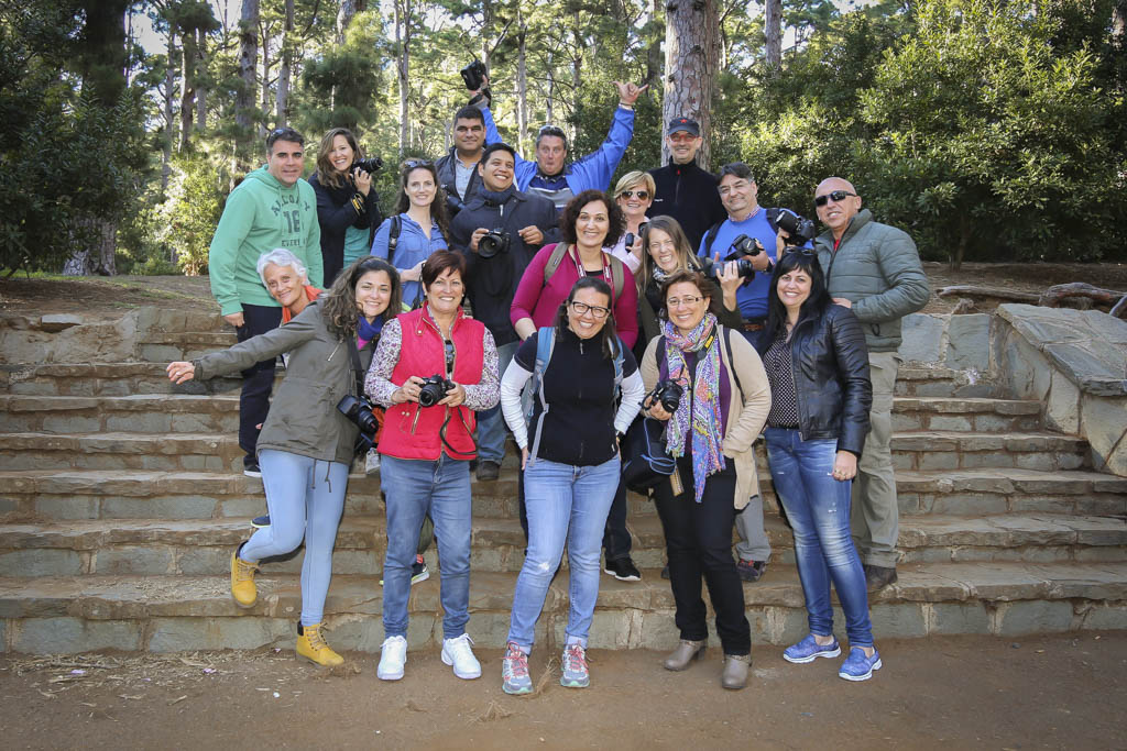 Curso de fotografía en Tenerife Abril 2016