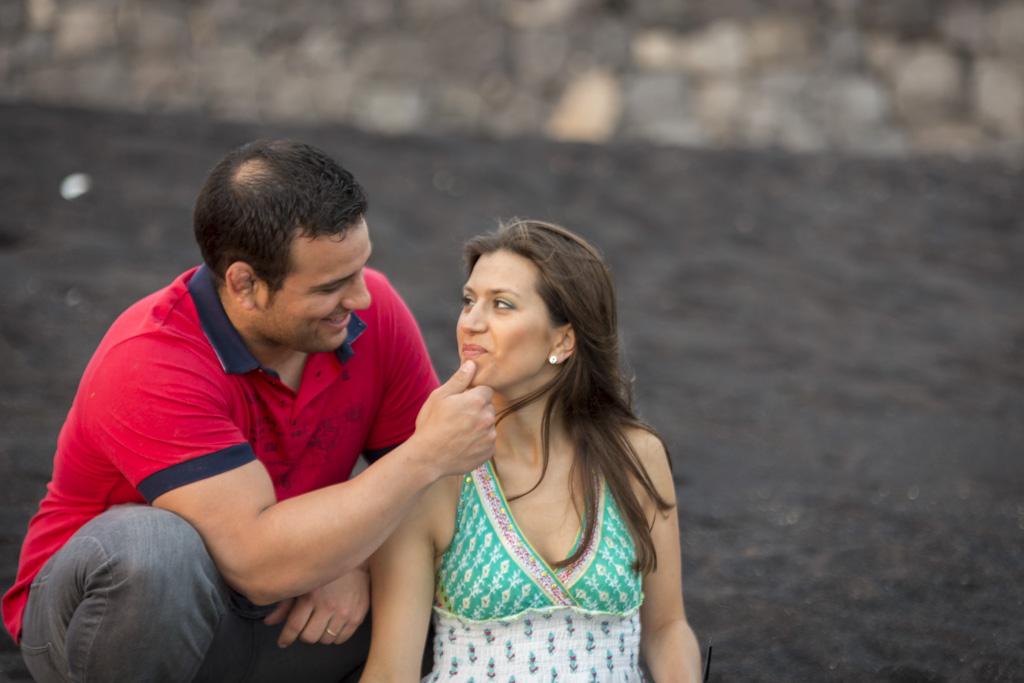 Preboda en Tenerife Silvia y Adrian
