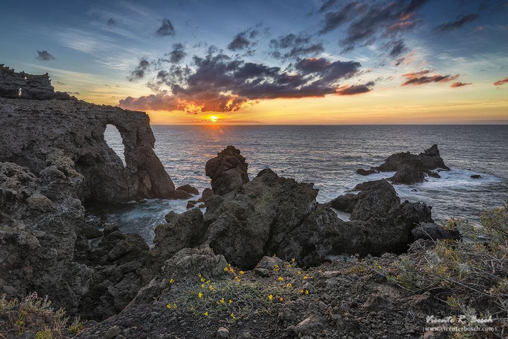 Punta de Juan Centellas - El Campanario - Tenerife