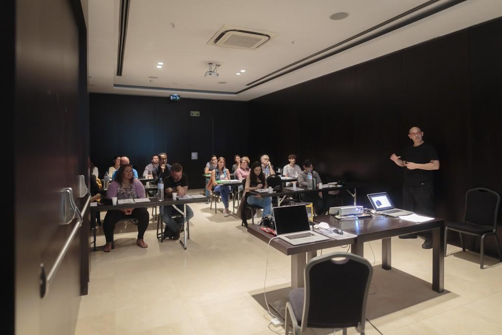 XI curso básico de fotografía en Tenerife 1
