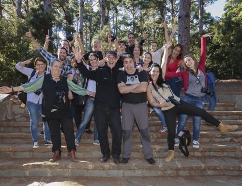XI curso básico de fotografía en Tenerife