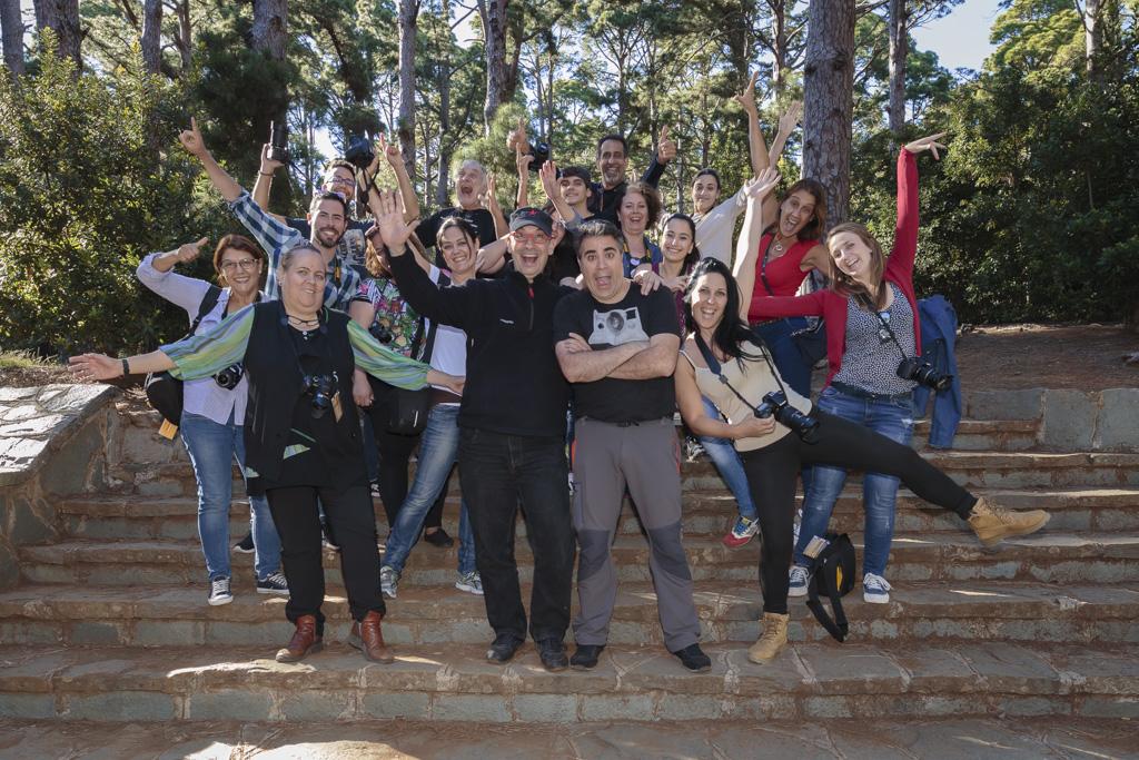 XI curso básico de fotografía en Tenerife 3
