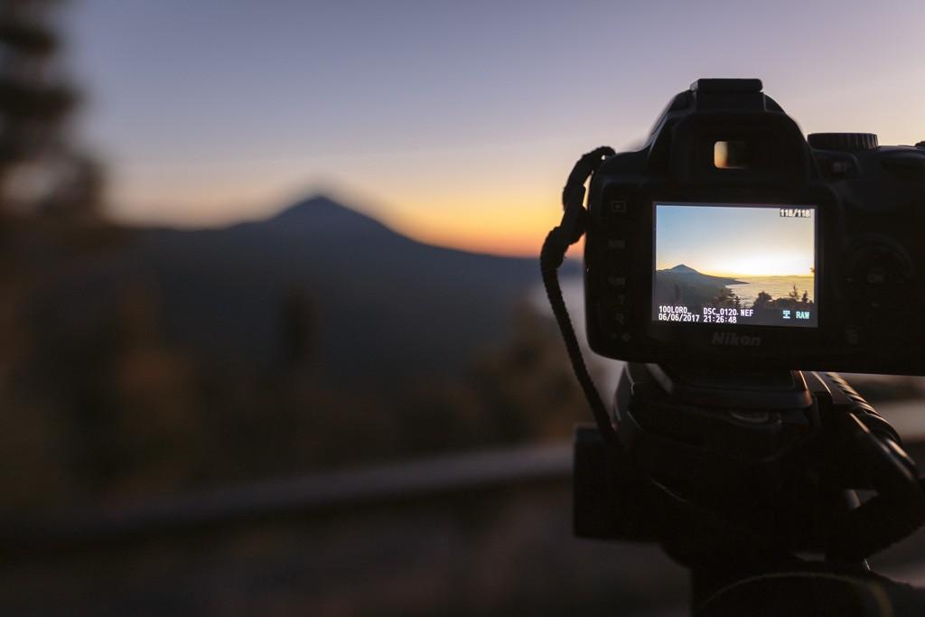XI curso básico de fotografía en Tenerife 14