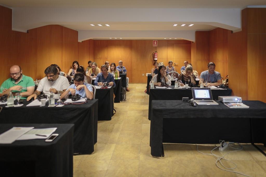 XII curso básico de fotografía en Tenerife 2