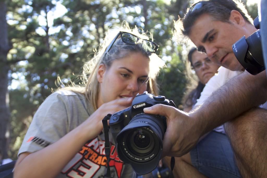 XII curso básico de fotografía en Tenerife 6