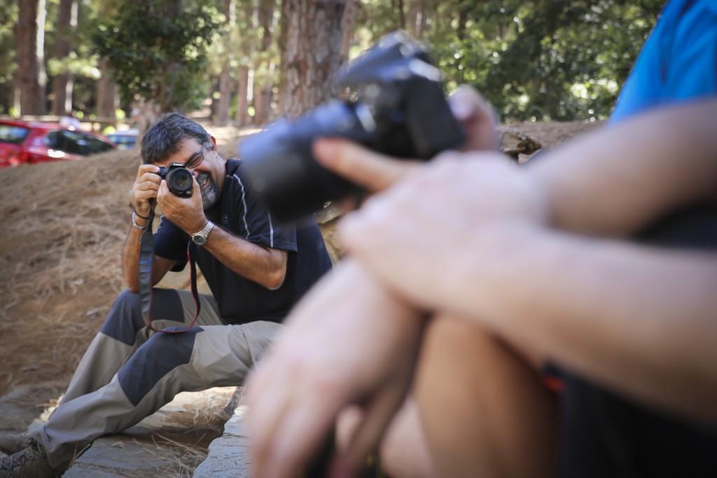 XII curso básico de fotografía en Tenerife 7