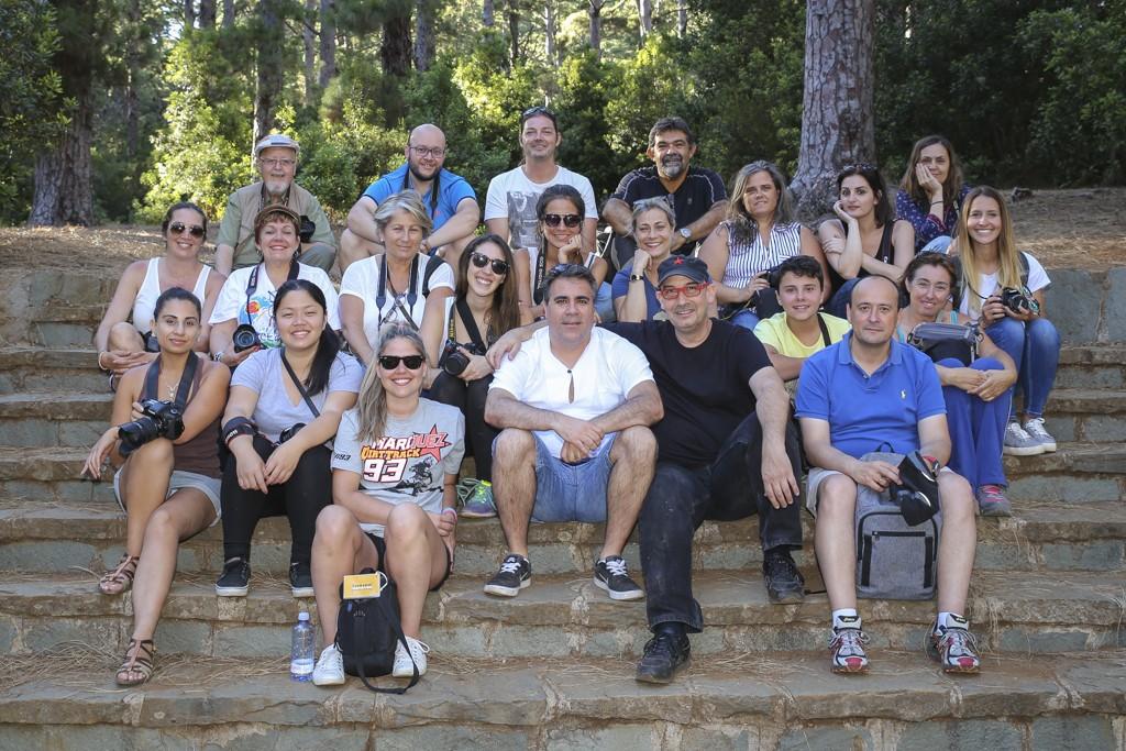 XII curso básico de fotografía en Tenerife 9