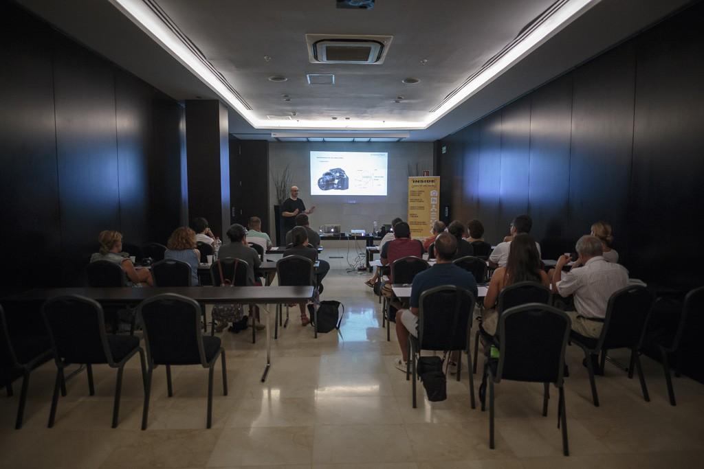 XIII curso de fotografía digital en Tenerife 2