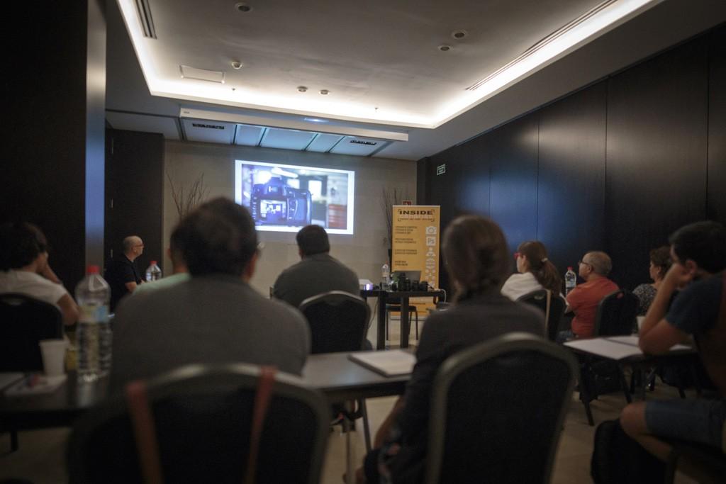 XIII curso de fotografía digital en Tenerife 3
