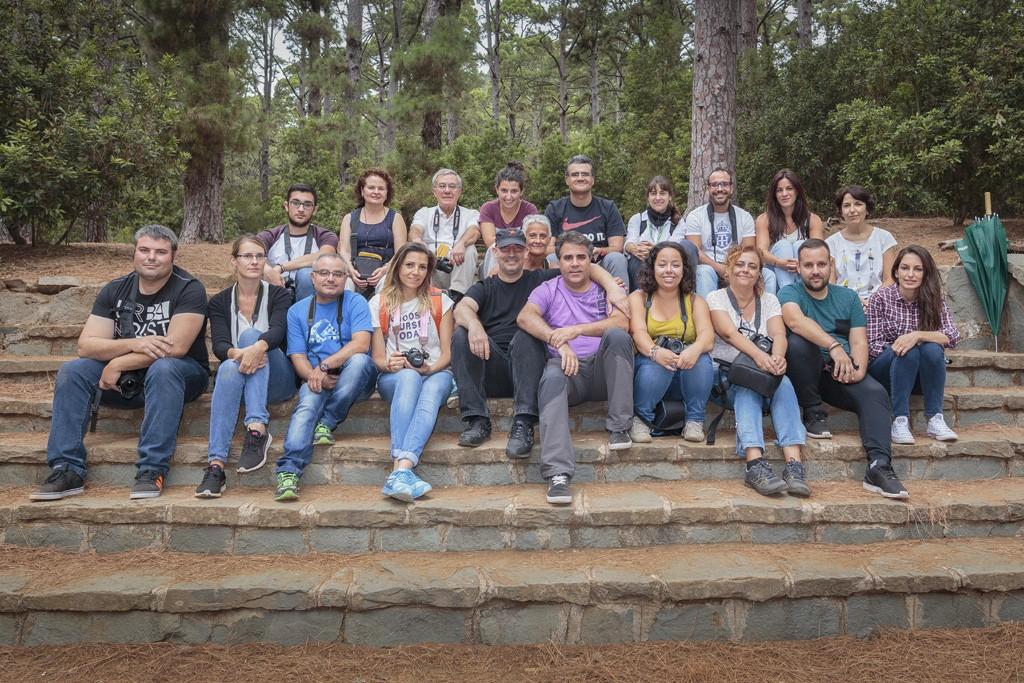 XIII curso de fotografía digital en Tenerife 4
