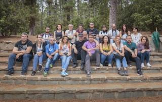 XIII curso de fotografía digital en Tenerife 1