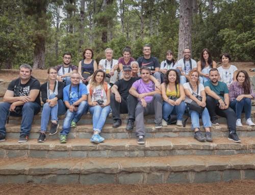 XIII curso de fotografía digital en Tenerife