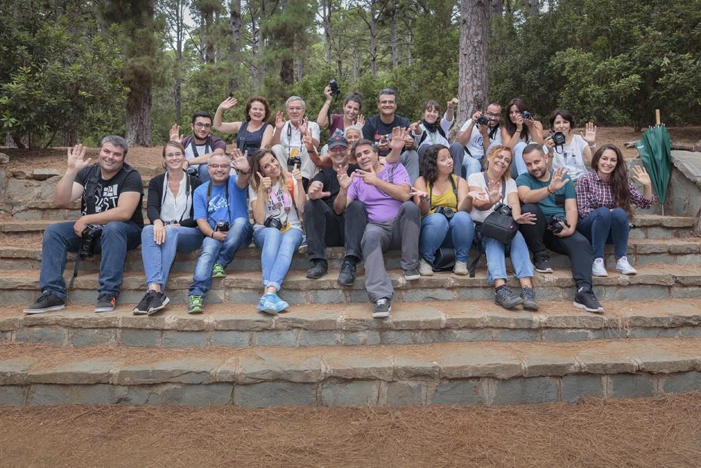 XIII curso de fotografía digital en Tenerife 5