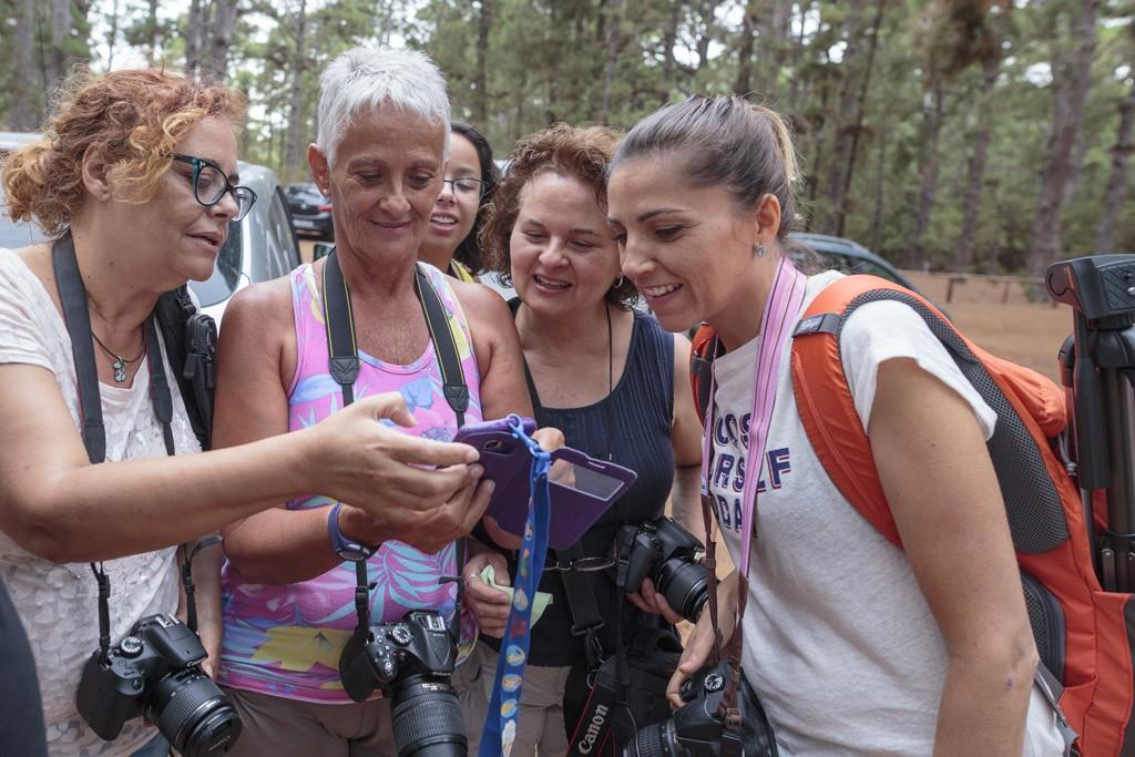 XIII curso de fotografía digital en Tenerife 6