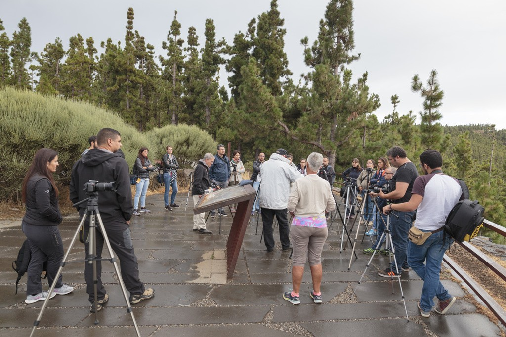 XIII curso de fotografía digital en Tenerife 8