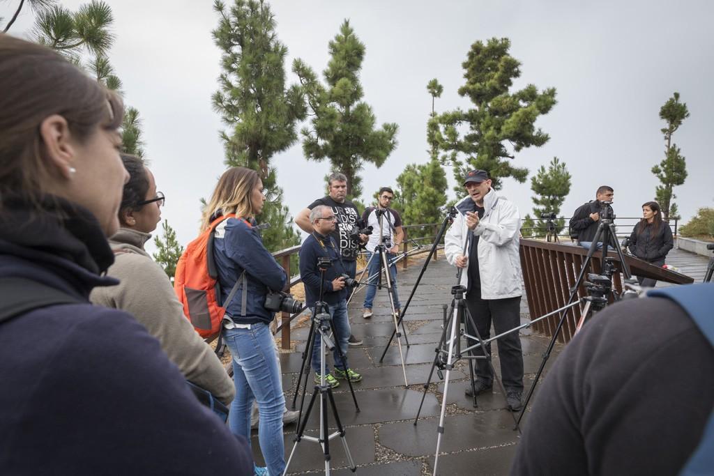 XIII curso de fotografía digital en Tenerife 10
