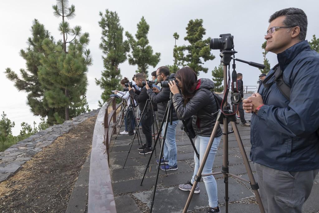 XIII curso de fotografía digital en Tenerife 12