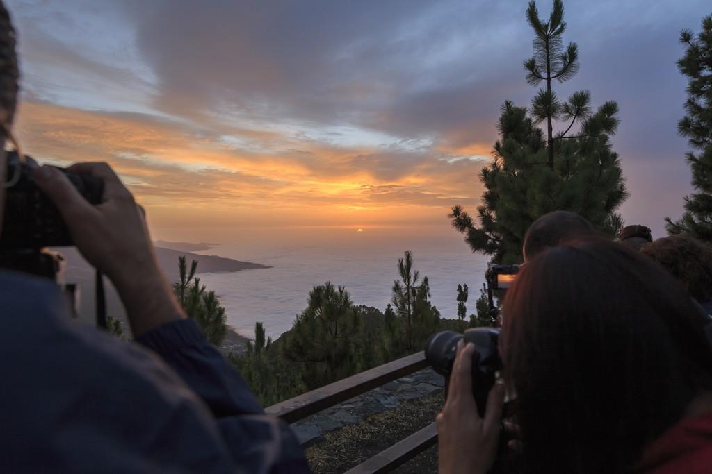 XIII curso de fotografía digital en Tenerife 13