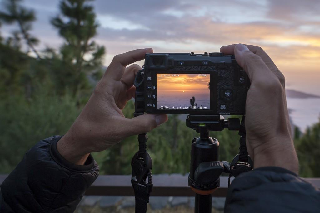 XIII curso de fotografía digital en Tenerife 14