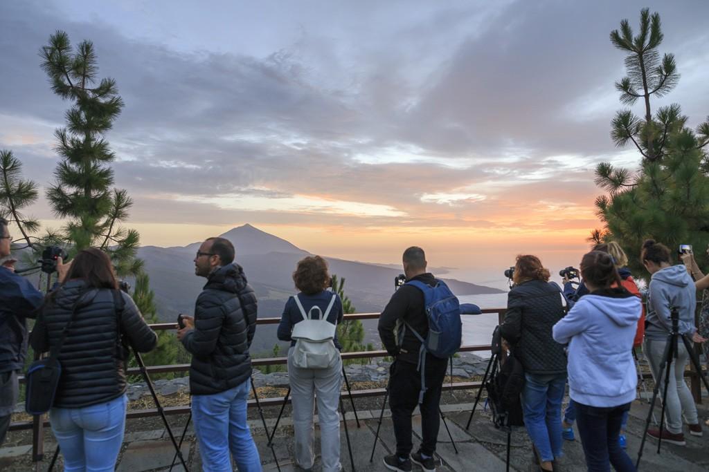XIII curso de fotografía digital en Tenerife 15