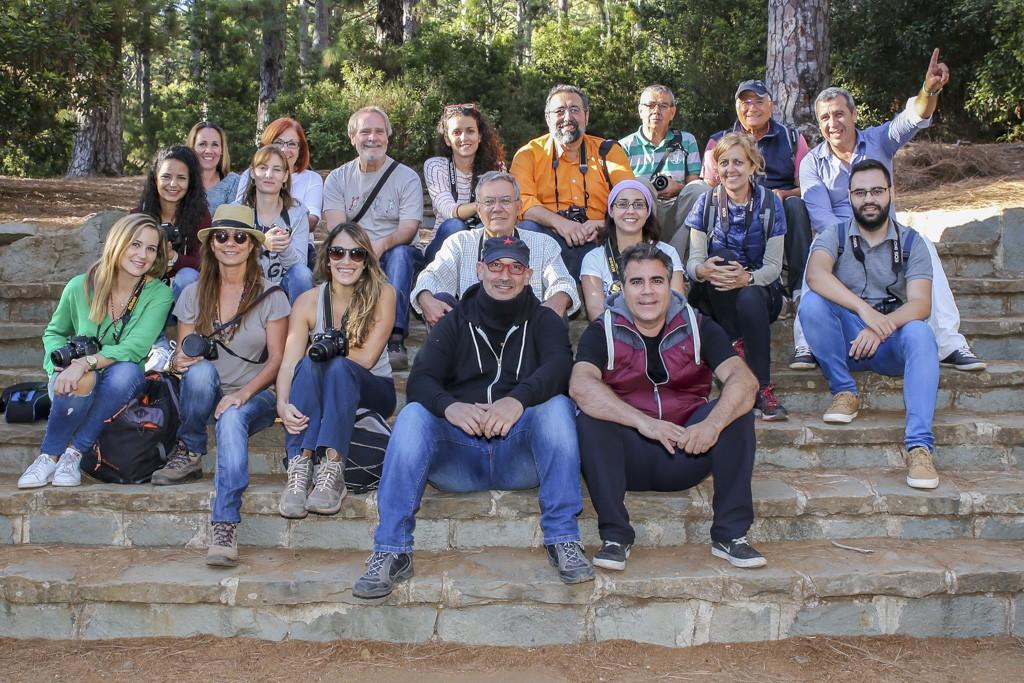 XIV curso de fotografía digital en Tenerife 4