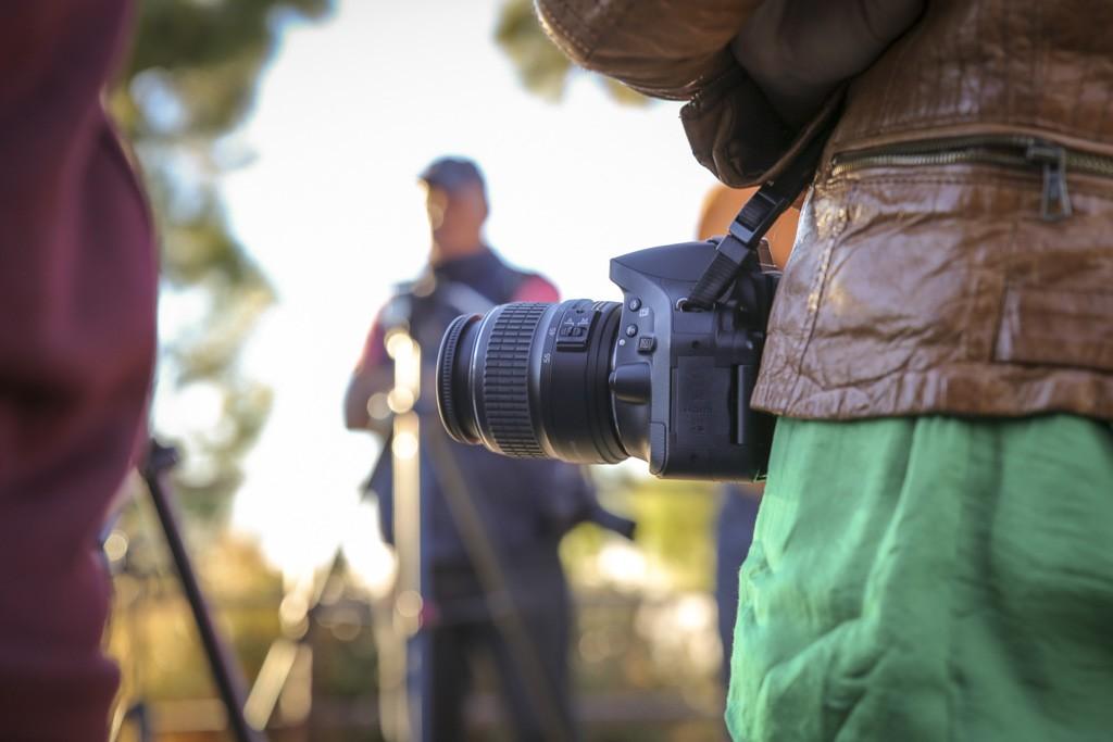 XIV curso de fotografía digital en Tenerife 8