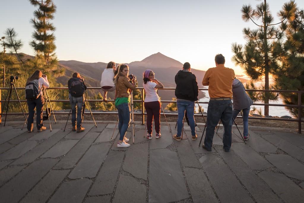 XIV curso de fotografía digital en Tenerife 10