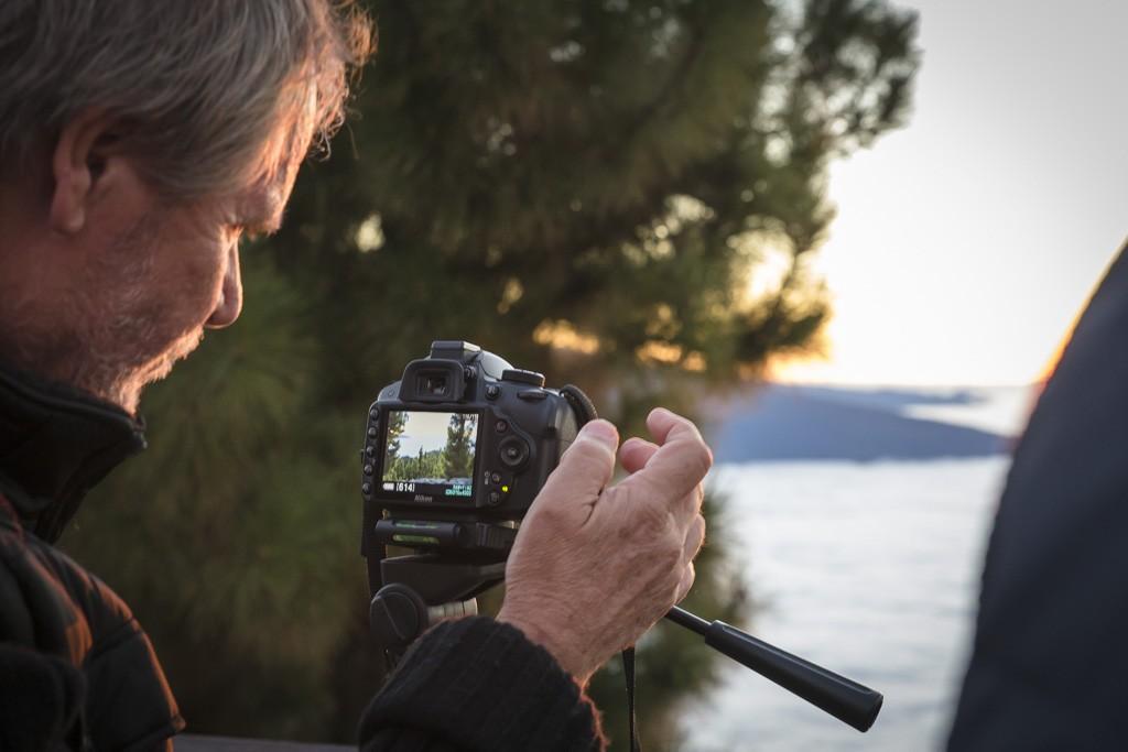 XIV curso de fotografía digital en Tenerife 12