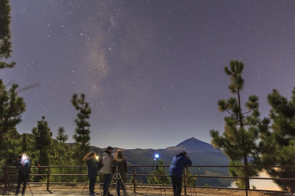 XIV curso de fotografía digital en Tenerife 15