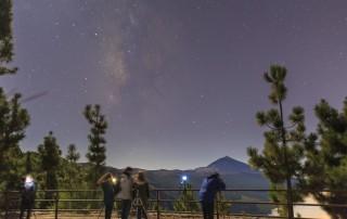 XIV curso de fotografía digital en Tenerife 1