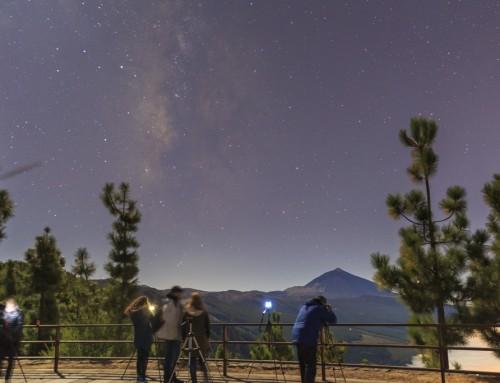 XIV curso de fotografía digital en Tenerife
