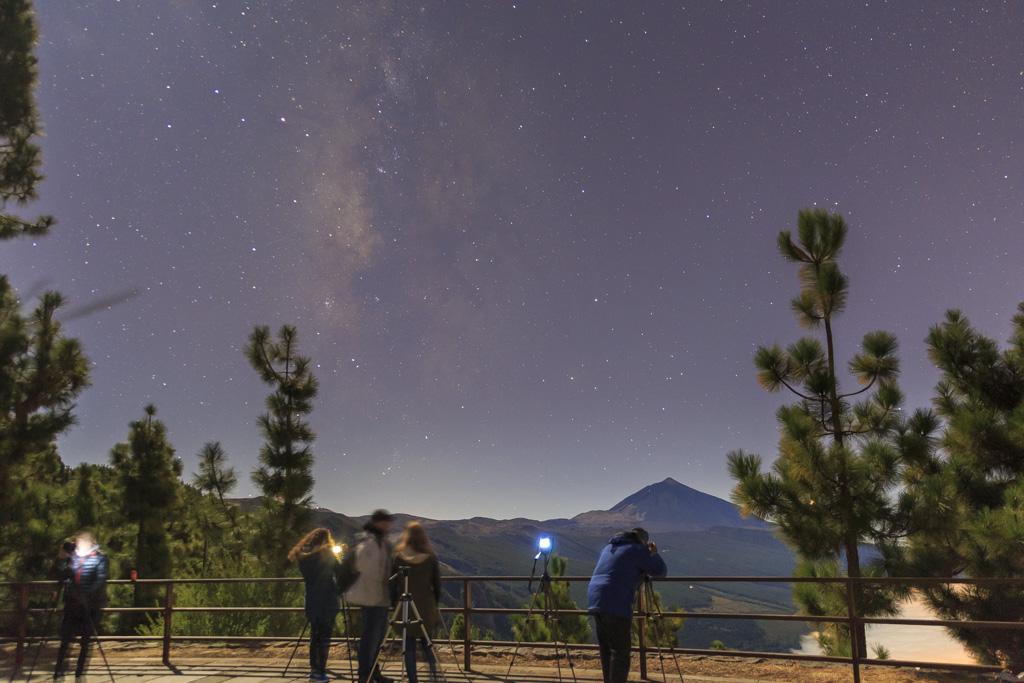 XIV curso de fotografía digital en Tenerife 5