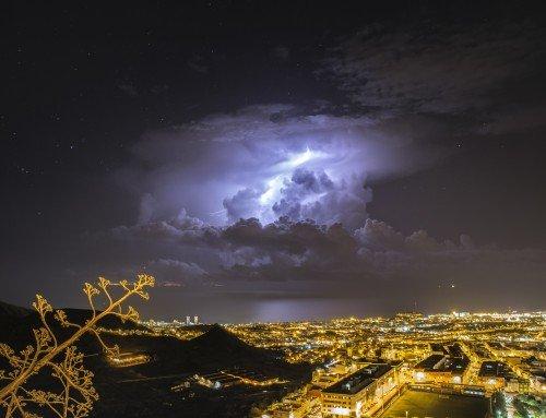 Tormentas en Canarias – Noviembre 2016