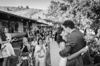 Beso recién casados Tenerife