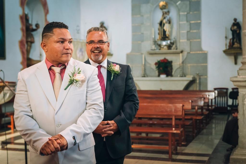 Victoria y Victor, boda en Abona 8