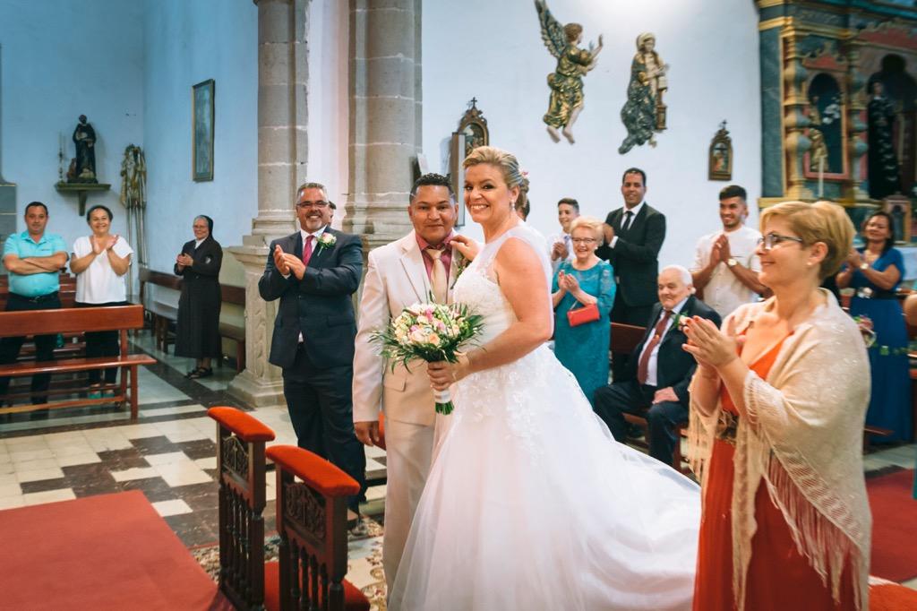 Victoria y Victor, boda en Abona 18