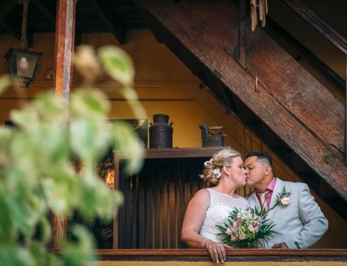 Victoria y Victor, boda en Abona