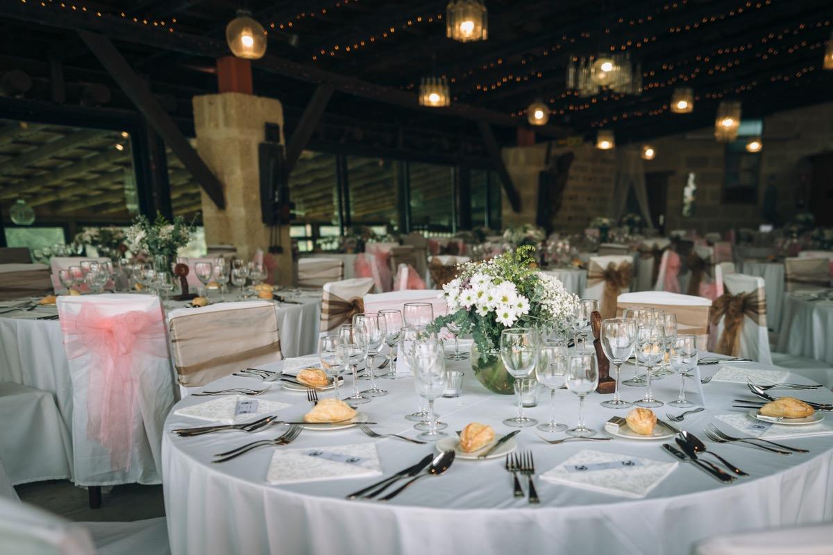 Feledi bodas y eventos