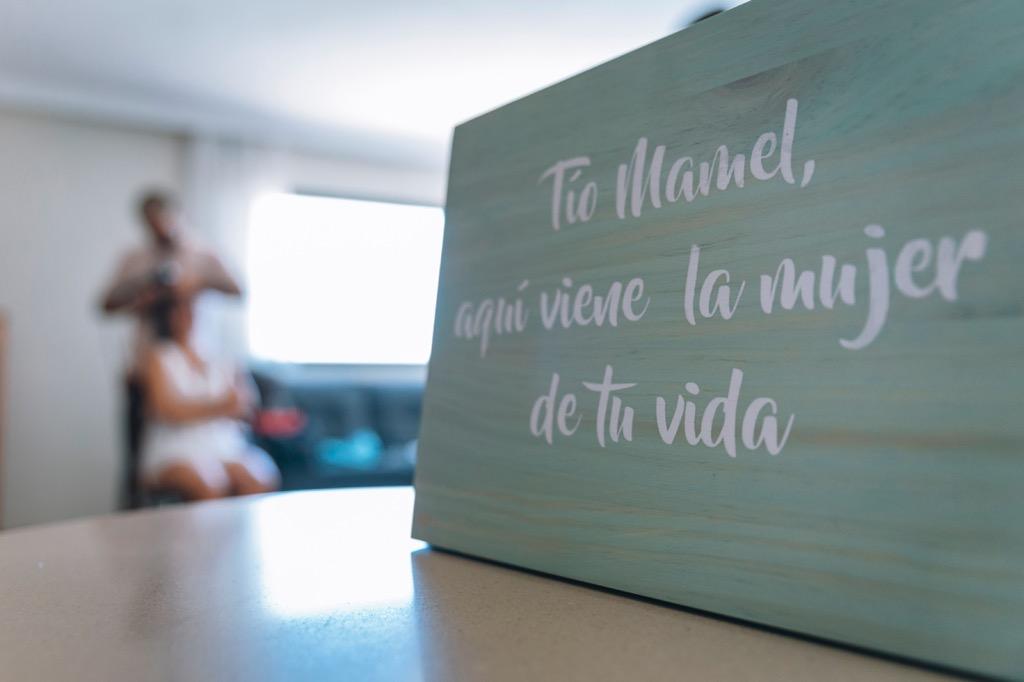 Patricia y Mamel: Boda en Hotel Abama Tenerife 2