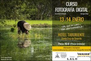 Curso fotografia Tenerife
