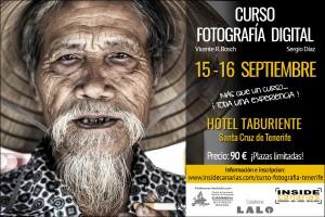 Curso fotografía Tenerife 2018